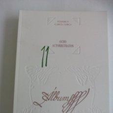 Livros em segunda mão: OCHO AUTORRETRATOS, FEDERICO GARCIA LORCA.. 1990 ALBUM 11, FUNDACION PABLO PICASSO MALAGA. Lote 198214211