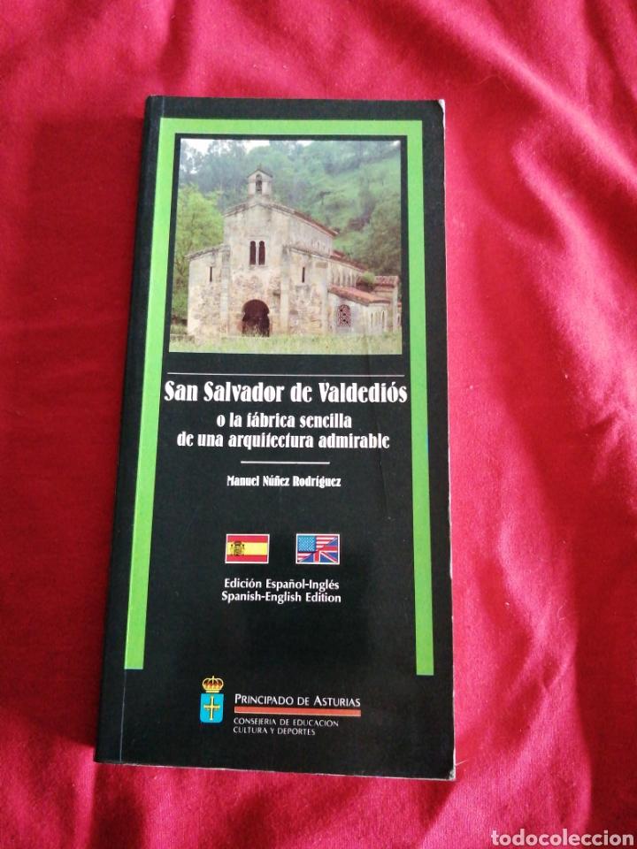 SAN SALVADOR DE VALDEDIOS. MANUEL NUÑEZ RODRIGUEZ. PRERROMANICO. ARQUITECTURA (Libros sin clasificar)
