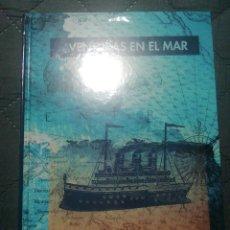 Libros: NUEVO EN EL PLÁSTICO! UNA CIUDAD FLOTANTE. JULIO VERNE. TAPA DURA. Lote 198671636