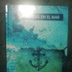 Libros: NUEVO EN EL PLÁSTICO! LOBO DE MAR. JACK LONDON. TAPA DURA. Lote 198671667