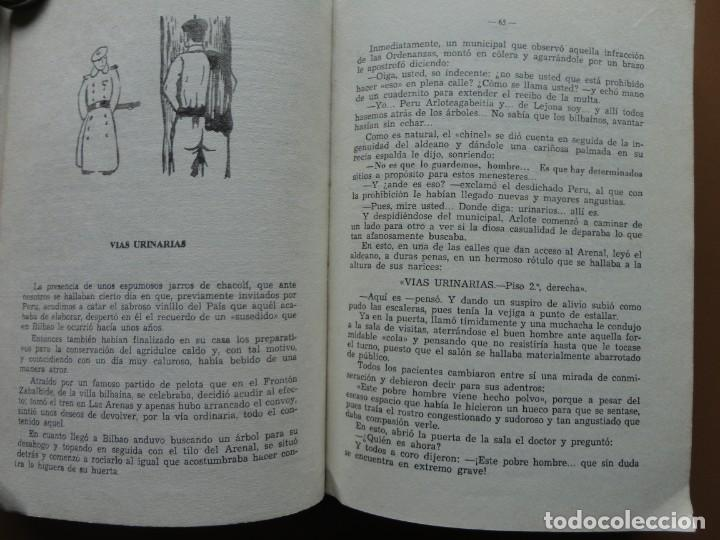 Libros: ARLOTADAS. CUENTOS Y SUCEDIDOS VASCOS - Foto 4 - 198896412