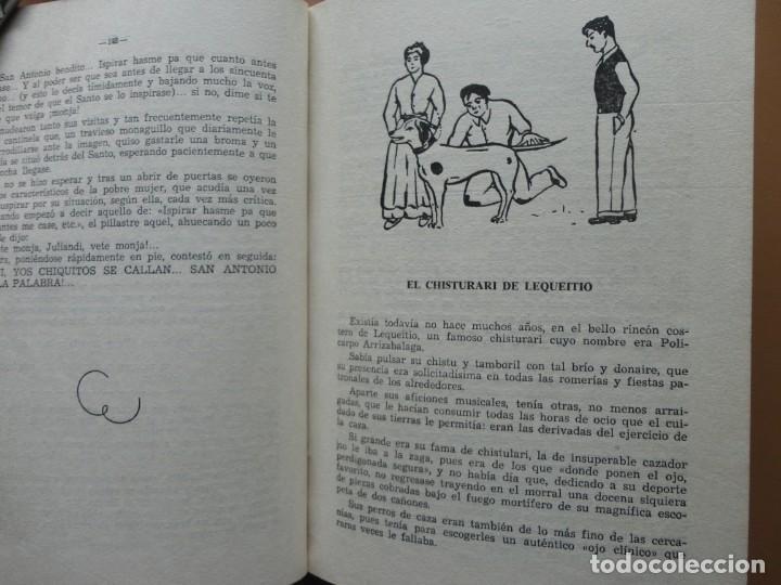 Libros: ARLOTADAS. CUENTOS Y SUCEDIDOS VASCOS - Foto 6 - 198896412