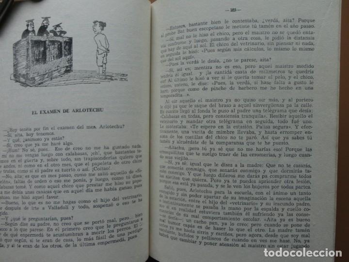 Libros: ARLOTADAS. CUENTOS Y SUCEDIDOS VASCOS - Foto 8 - 198896412