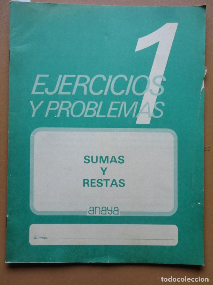 EJERCICIOS Y PROBLEMAS 1-2 ANAYA 1983 (Libros sin clasificar)