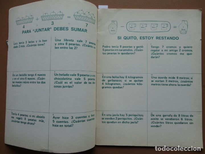 Libros: EJERCICIOS Y PROBLEMAS 1-2 Anaya 1983 - Foto 2 - 198904993