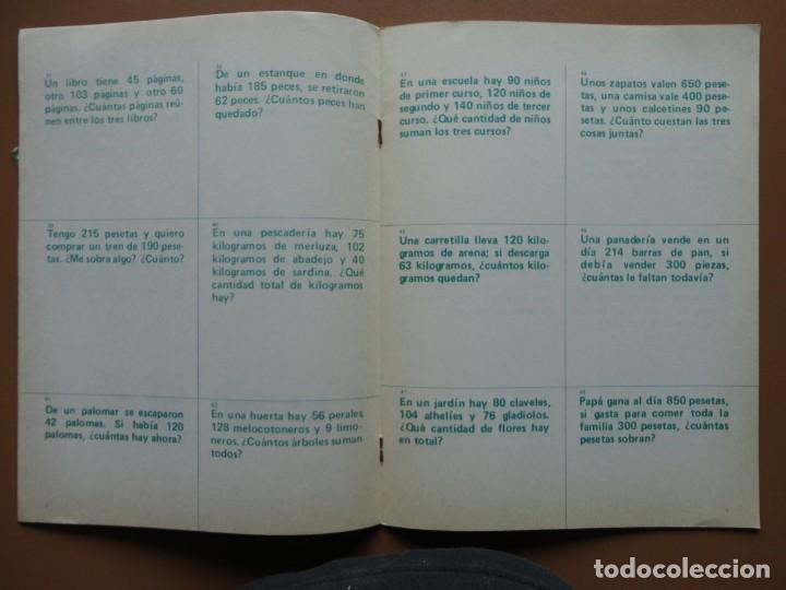 Libros: EJERCICIOS Y PROBLEMAS 1-2 Anaya 1983 - Foto 3 - 198904993