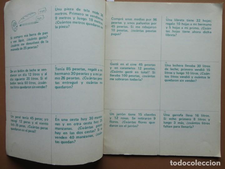 Libros: EJERCICIOS Y PROBLEMAS 1-2 Anaya 1983 - Foto 5 - 198904993