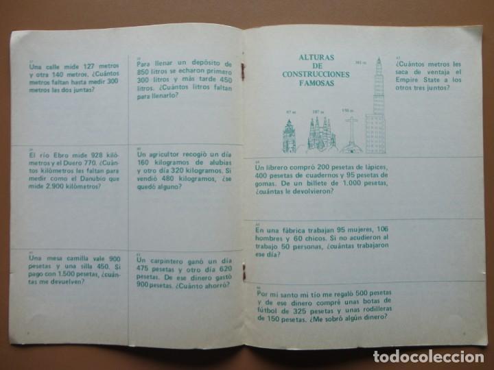 Libros: EJERCICIOS Y PROBLEMAS 1-2 Anaya 1983 - Foto 6 - 198904993