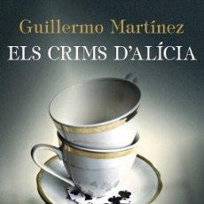 Libros: ELS CRIMS D'ALÍCIA (CATALÁN). Lote 199489116