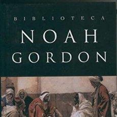 Libri di seconda mano: GORDON,NOAH - EL ÚLTIMO JUDÍO. Lote 200366617
