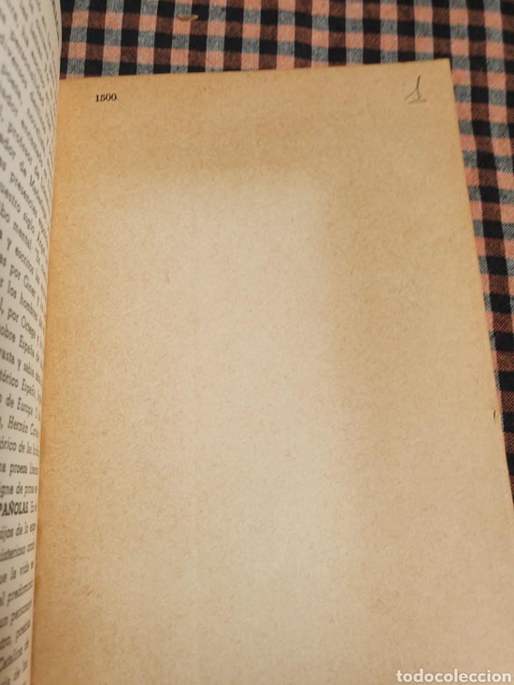 Libros: Salvador de Madariaga, mujeres españolas, volumen extra, con imágenes, austral. - Foto 7 - 201188068