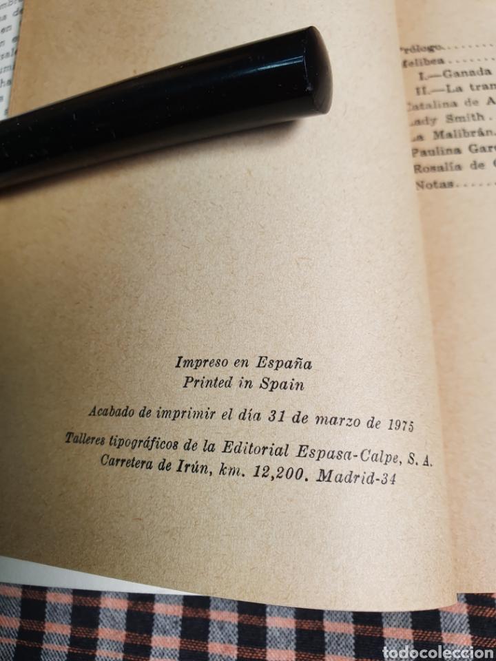 Libros: Salvador de Madariaga, mujeres españolas, volumen extra, con imágenes, austral. - Foto 11 - 201188068