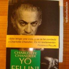 Libri di seconda mano: CHANDLER YO, FELLINI SEIX-BARRAL. Lote 201917081