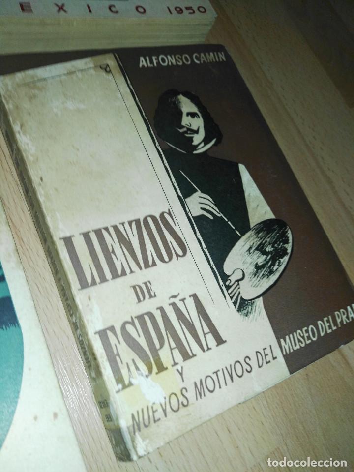 Libros: Lote libros Alfonso Camín - Foto 2 - 201952425