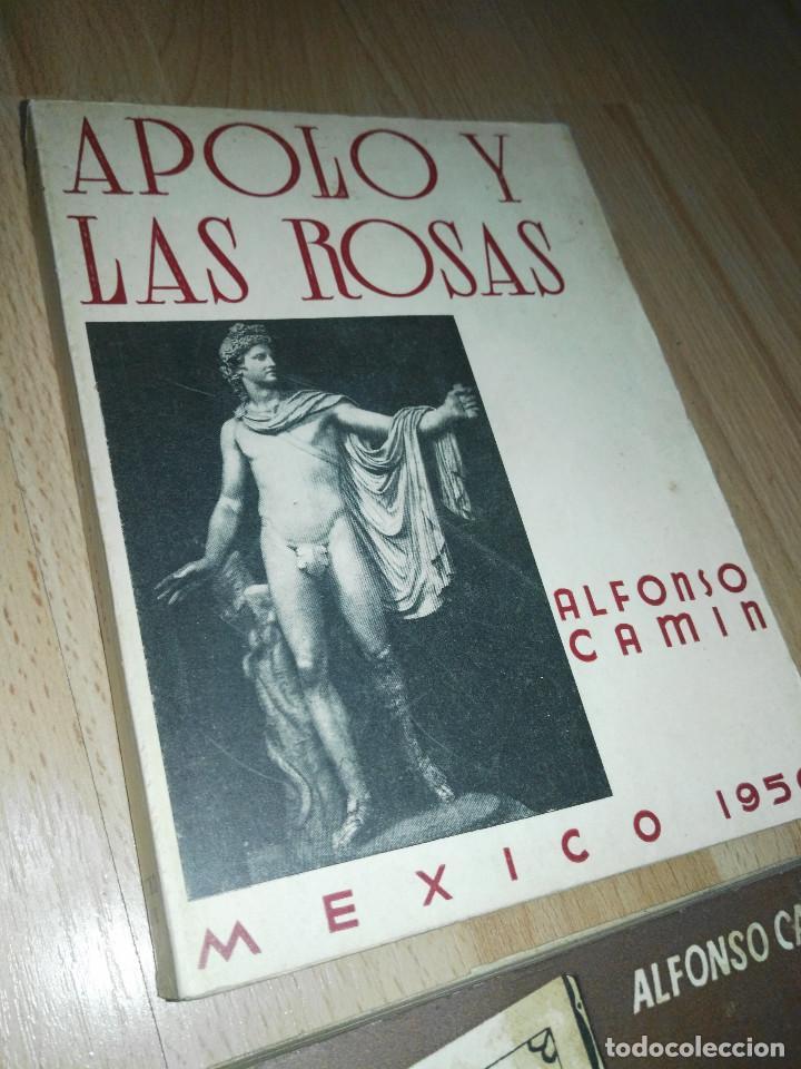 Libros: Lote libros Alfonso Camín - Foto 4 - 201952425