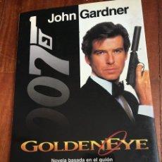 Libros: GOLDENEYE -JOHN GARDNER LIBRO. Lote 202259820