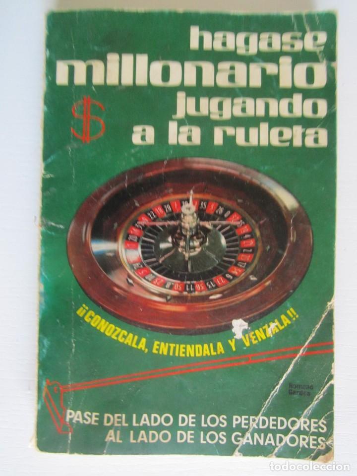 LIBRO HAGASE MILLONARIO JUGANDO A LA RULETA (Libros sin clasificar)