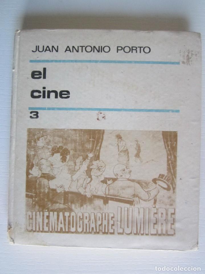 LIBRO EL CINE JUAN ANTONIO PORTO (Libros sin clasificar)