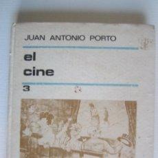 Libros: LIBRO EL CINE JUAN ANTONIO PORTO. Lote 202695706