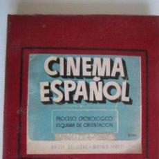 Libros: LIBRO CINEMA ESPAÑOL MENDEZ LEITE 1941. Lote 202697596