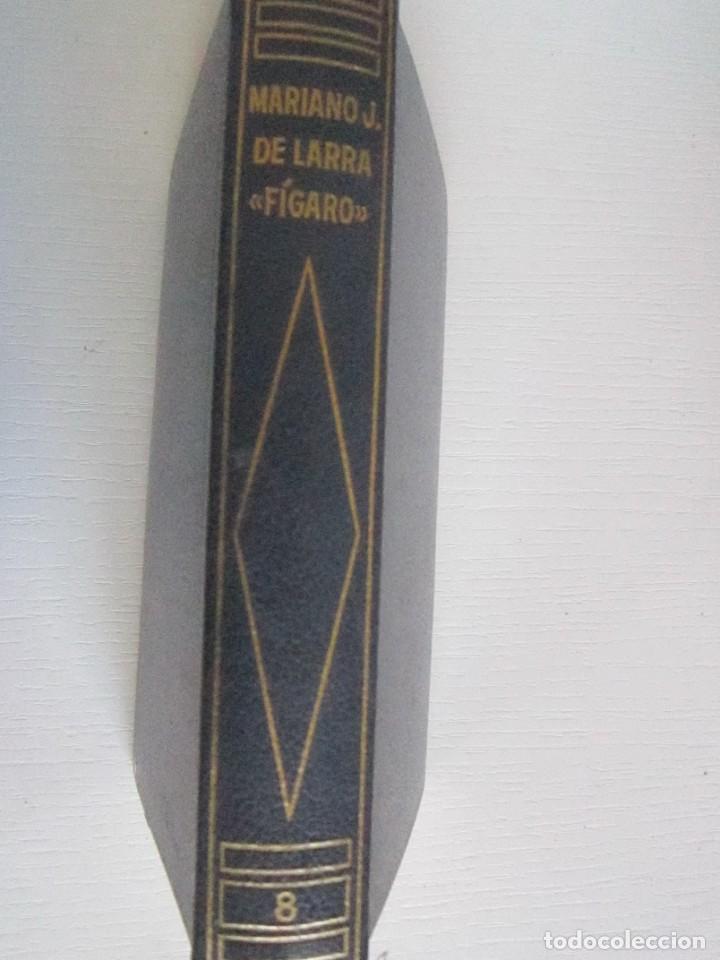 LIBRO FIGARO MARIANO DE LARRA (Libros sin clasificar)