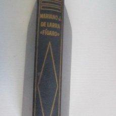 Libros: LIBRO FIGARO MARIANO DE LARRA. Lote 202699543