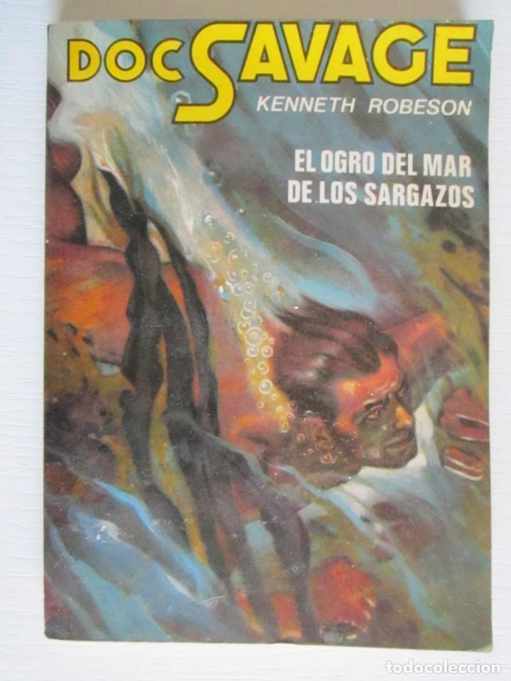 LIBRO DOC SAVAGE KENNETH ROBESON (Libros sin clasificar)