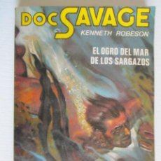 Libros: LIBRO DOC SAVAGE KENNETH ROBESON. Lote 202699968