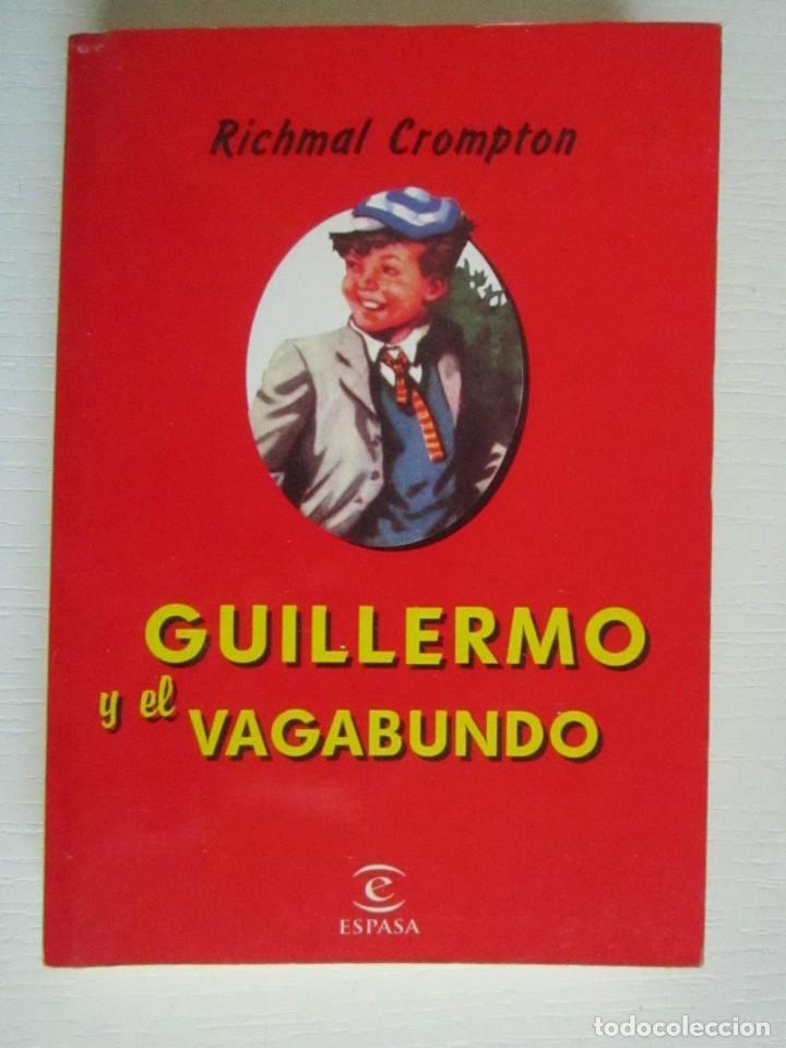 LIBRO GUILLERMO Y EL VAGABUNDO (Libros sin clasificar)