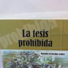 Libros: LA TESIS PROHIBIDA. Lote 202778850