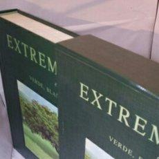 Libros: EXTREMADURA EN VERDE, BLANCO Y NEGRO. Lote 202783480