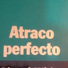 Libros: ATRACO PERFECTO DE LIONEL WHITE. Lote 202838345