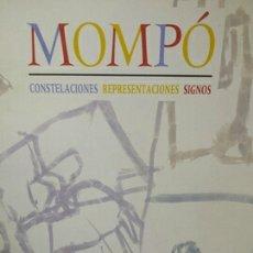 Libros: MOMPÓ.CONSTELACIONES. Lote 202874902