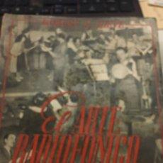 Libros: EL ARTE RADIOFÓNICO (ROBERT S.KIEVE). Lote 202929863