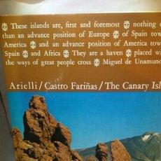 Libros: THE CANARY ISLES. DE ARIELLI Y CASTRO FARIÑAS. Lote 202932558