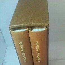 Libros: DOS TOMOS EN ESTUCHE: MIHURA: ANTOLOGÍA 1927-1933 / TONO: ANTOLOGÍA: 1927-1977. Lote 202962392