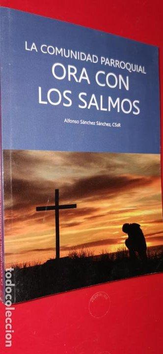 ORA LOS SALMOS ALFONSO SANCHEZ SANCHEZ 2016 (Libros sin clasificar)