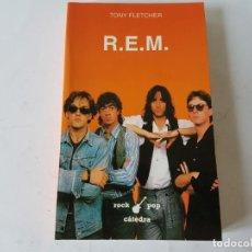 Libros: R.E.M. POR TONY FLETCHER. Lote 203402406