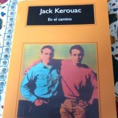 Libros: JACK KEROUAC - EN EL CAMINO. Lote 203563915