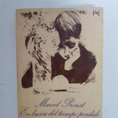 Libros: EN BUSCA DEL TIEMPO PERDIDO, 1. POR EL CAMINO DE SWANN / MARCEL PROUST. Lote 203755126