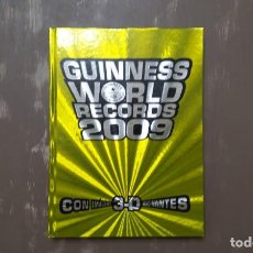 Libros: GUINNESS WORLD RECORDS 2009. Lote 203957210