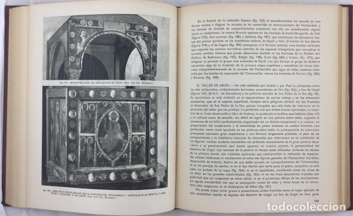 Libros: Ars Hispaniae, Historia universal del arte hispánico. Vol. VI. Pintura e imaginería románicas - Walt - Foto 3 - 204216395