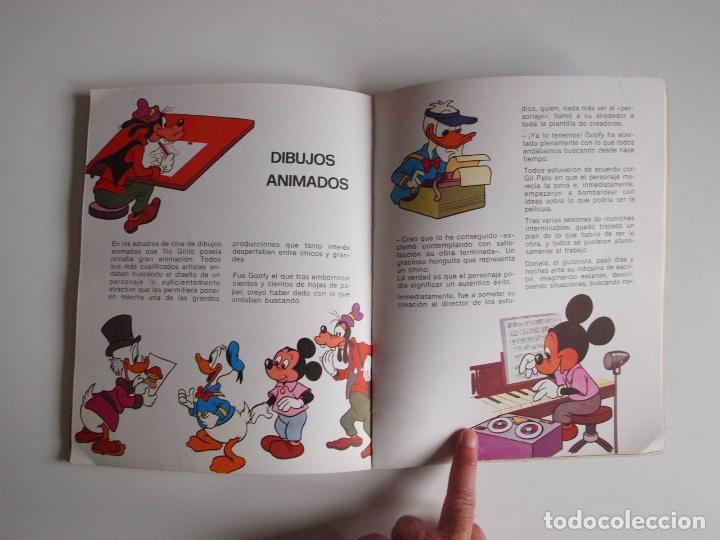 Libros: ¿QUÉ SERÁS DE MAYOR? - WALT DISNEY - COLECCIÓN DISNEY ENSEÑA - SUSAETA 1976 - Foto 4 - 204247793