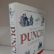 Libros: THE BEST OF PUNCH CARTOONS, 2.000 HUMOUR CLASSICS, DIBUJOS / CARTOONS, PUNCH LIMITED, 2008. Lote 205127783