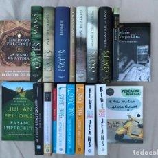 Libros: LOTE 20 LIBROS JUVENILES Y MODERNOS. Lote 205240620