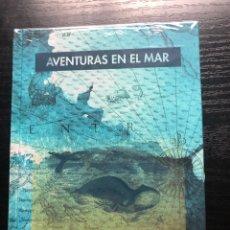 Libros: LOTE LIBROS AVENTURAS EN EL MAR (CLUB INTERNACIONAL DEL LIBRO). Lote 205296411
