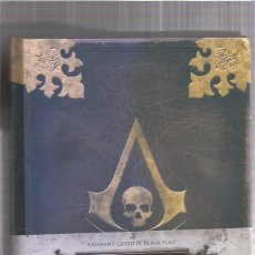 Libros: ASSASSIN CREED BARBANEGRA DIARIO PERDIDO. Lote 205359343
