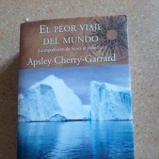 Libros: LIBRO DE VIAJES.-EL PEOR VIAJE DEL MUNDO. Lote 205556702