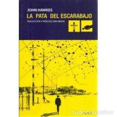 Livros em segunda mão: LA PATA DEL ESCARABAJO - HAWKES, JOHN. Lote 203357657