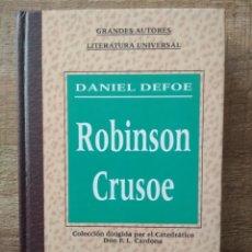 Libros: ROBINSON CRUSOE. DANIEL DEFOE.. Lote 206163756